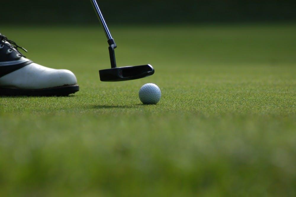 Men's golf sets school record at Marshall Invitational