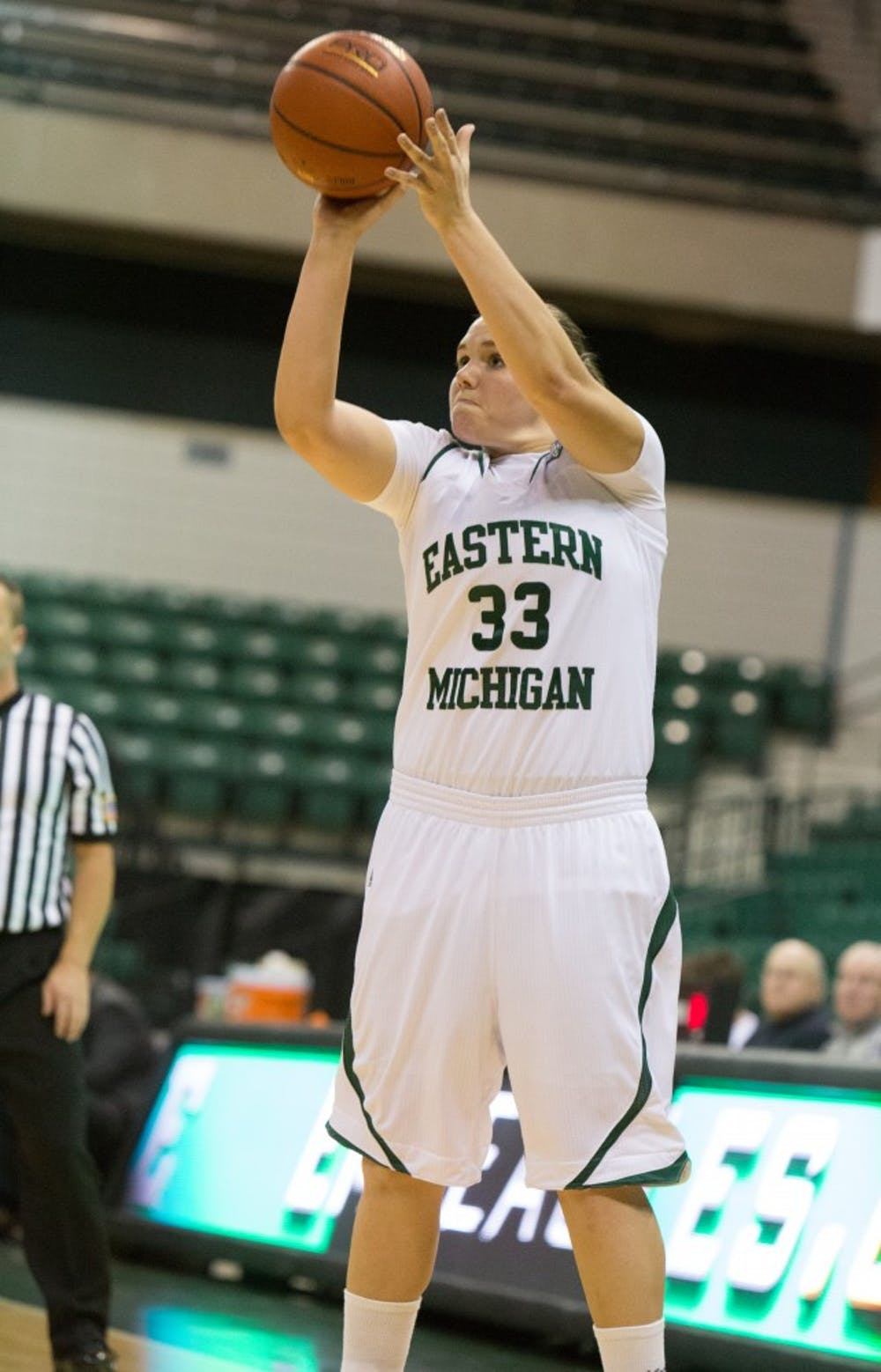 Fouty and Morton combine for 43 in EMU's overtime win against Butler