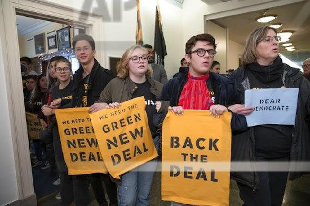 The Green New Deal: Bring it on