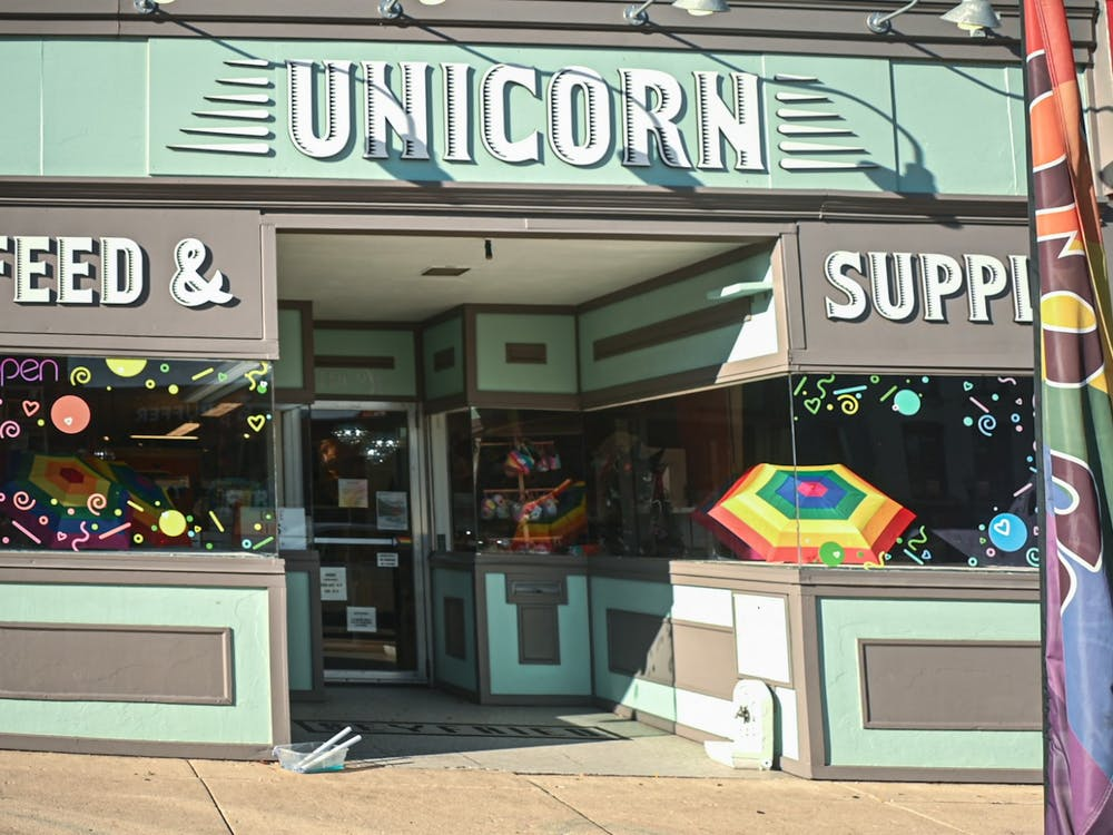 Ever wondered what is inside the Unicorn Feed & Supply store? Not a real unicorn, but rather a plethora of diverse and fun novelty gifts.