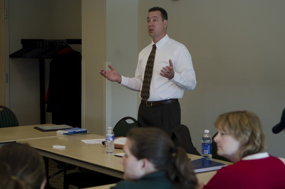 Final candidate interviews for chief of police position at EMU