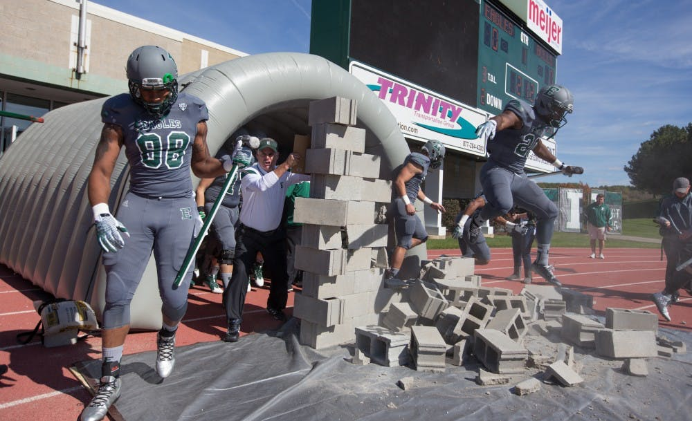 5 things to take away from EMU's 37-27 win over Buffalo