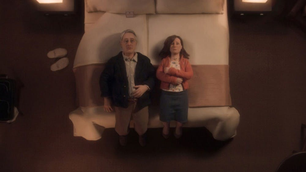 'Anomalisa' brings a haunting look of love and the human condition through puppetry