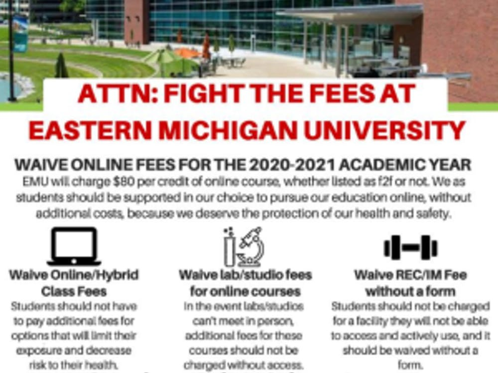 fight the fees but a lil smaller