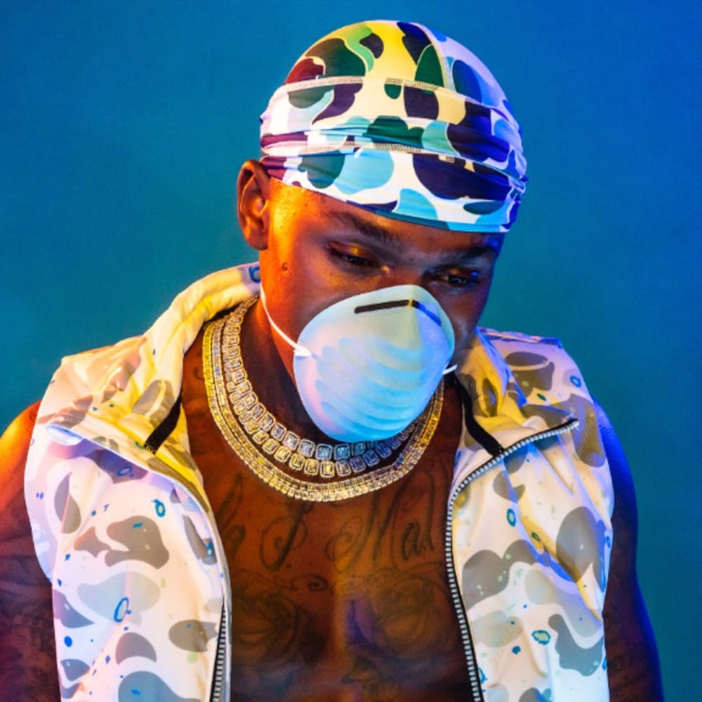 DaBaby returns with 'Blame It On Baby,' a failed attempt at new sounds and potential growth