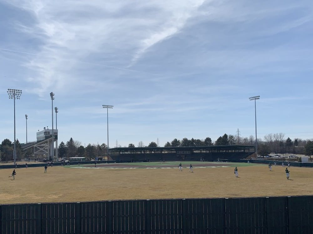 The Eastern Michigan baseball team hosts Concordia at Oestrike Stadium on March 27.