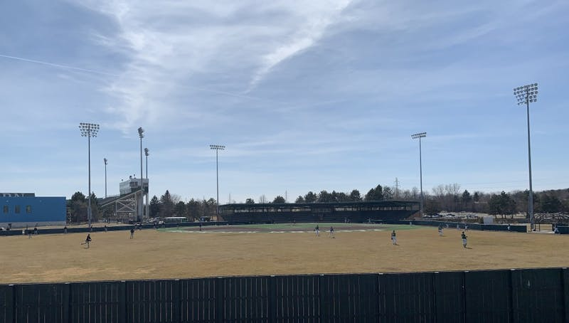 The Eastern Michigan baseball team hosts Concordia at Oestrike Stadium on March 27.