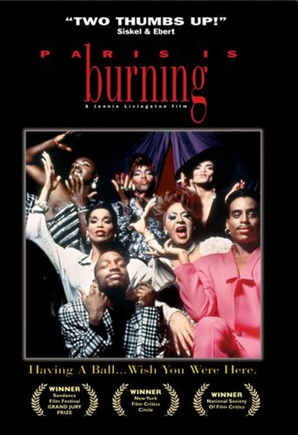 'Paris Is Burning' screens in Student Center for OUTober