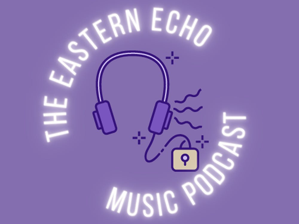 The Eastern Echo Music Podcast - Official Logo