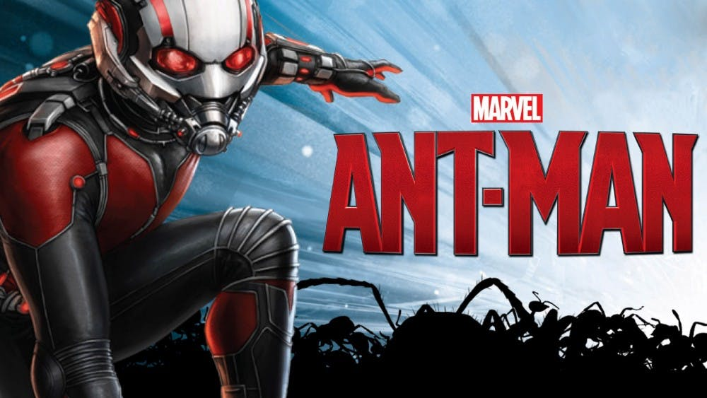 Ant-Man brings action, laughs on Friday night