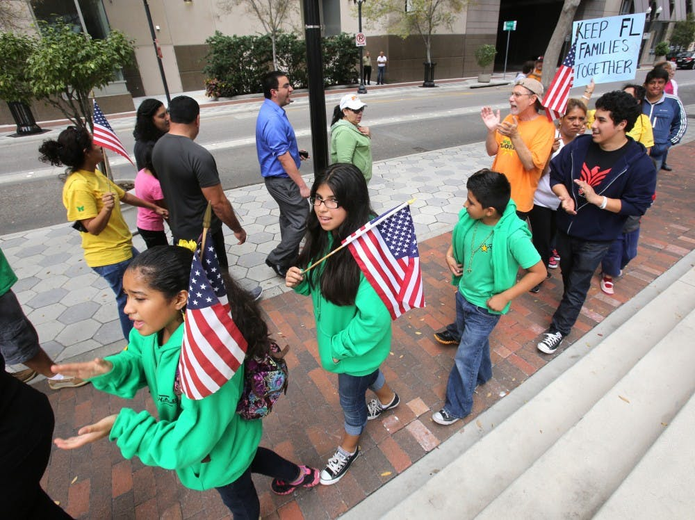 Immigration reform about America, not getting votes