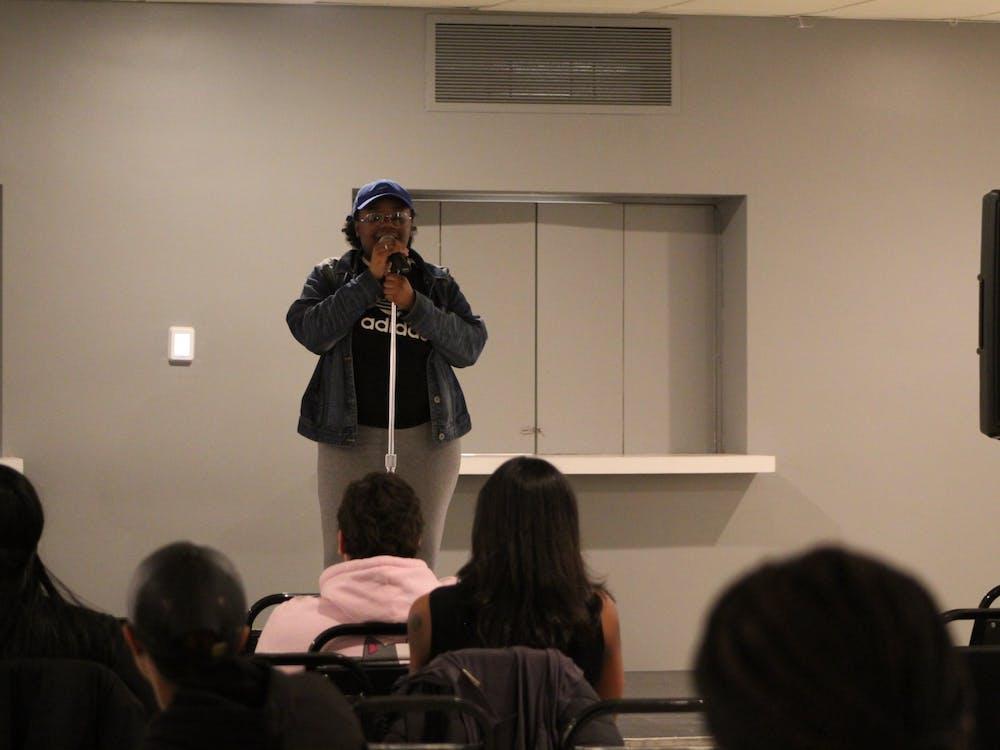 EMU Poetry Society brings community members closer together