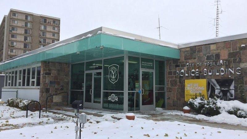 Ypsilanti Police Station
