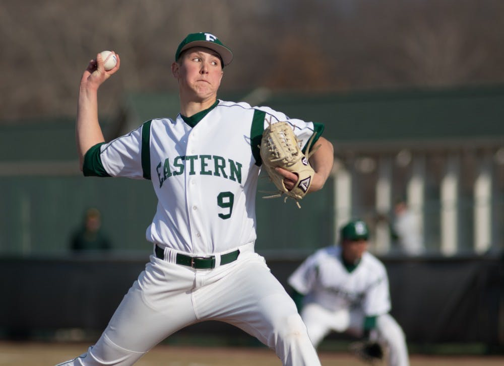 Weak pitching leads to 6-0 loss at Notre Dame