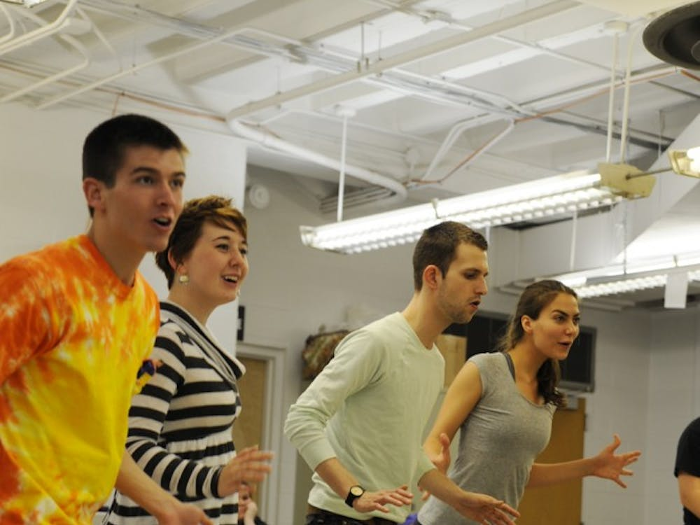 """""""The 25th Annual Putnam County Spelling Bee"""" is more than just a light-hearted romp."""
