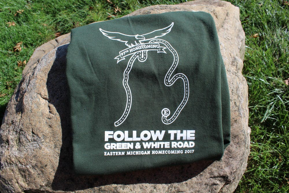 Update Your School Spirit With EMU T-Shirt Exchange