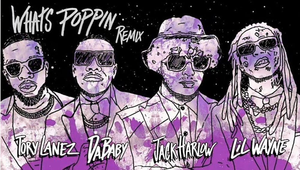 Review: Jack Harlow drops WHATS POPPIN remix