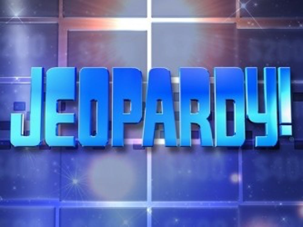 The Jeopardy! Original Logo. Photo by Charles LeBlanc on Flickr.