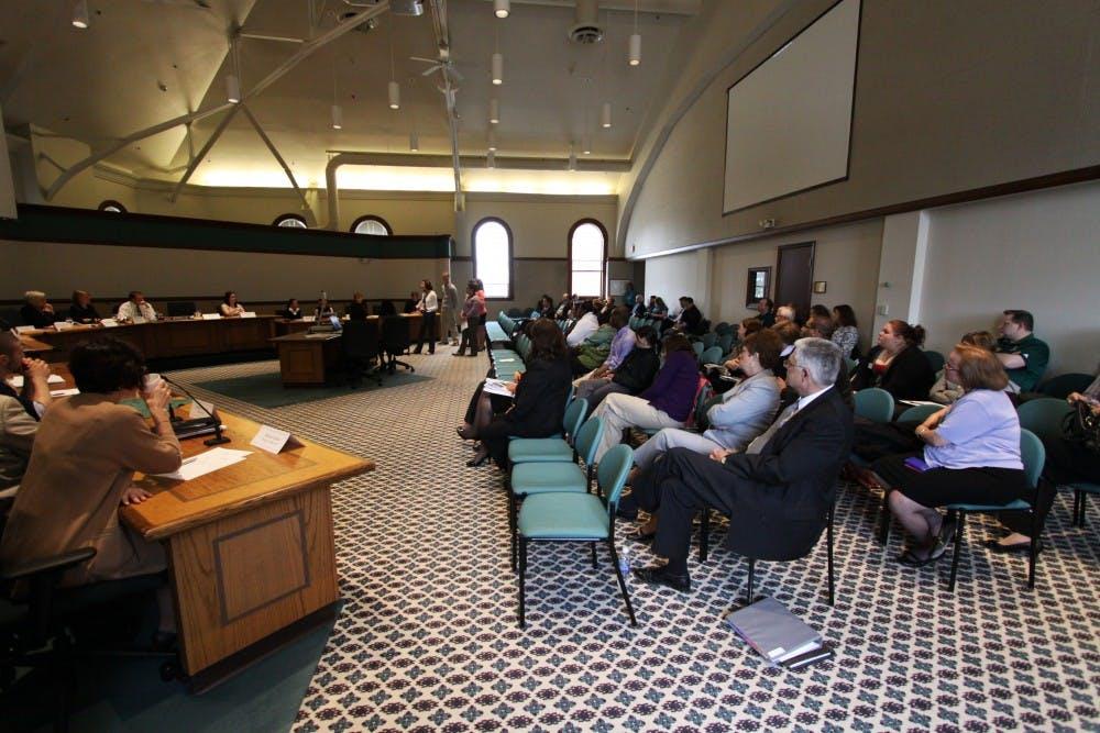 EMU President Martin suggests room, board increase