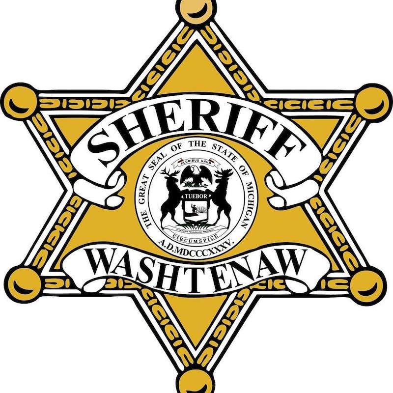 Washtenaw County Sheriff Logo