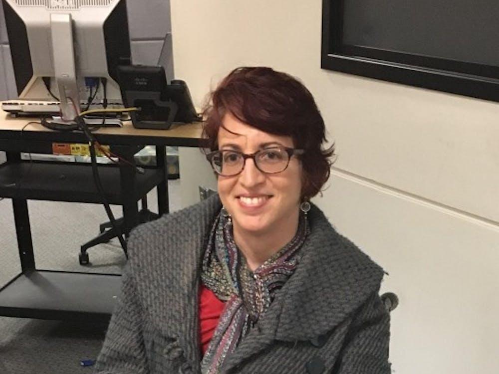 Liat Ben-Moshe, Ph.D., assistant professor of disability studies at The University Of Toledo.
