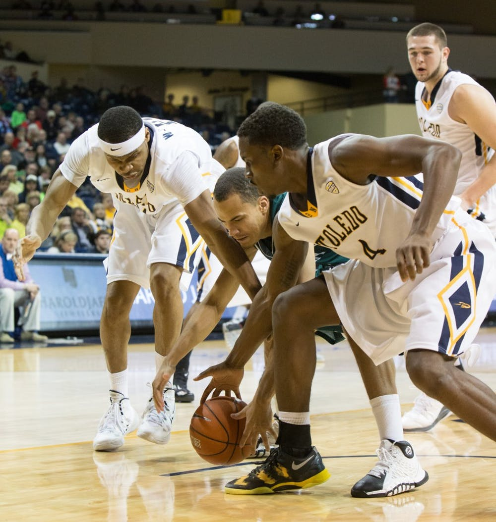 Eagles allow conference season-high 77 to Toledo