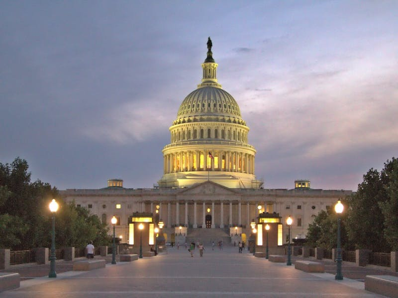 The impeachment trial, an inherently political process, will take place in the Senate. Photo by Pierre-Selim on Flickr