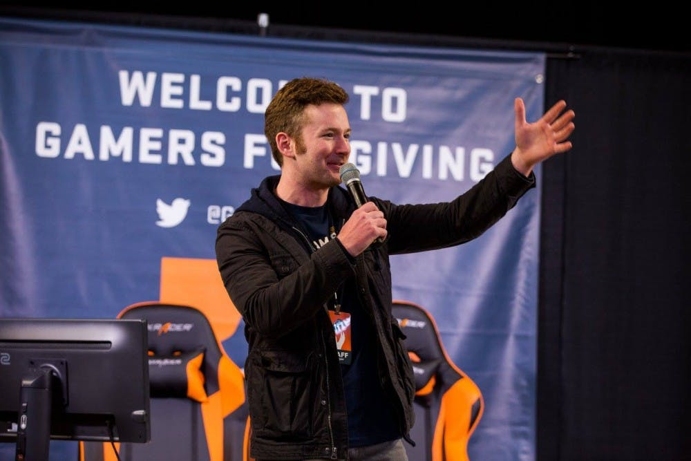 EMU alumnus builds nationwide charity through gaming