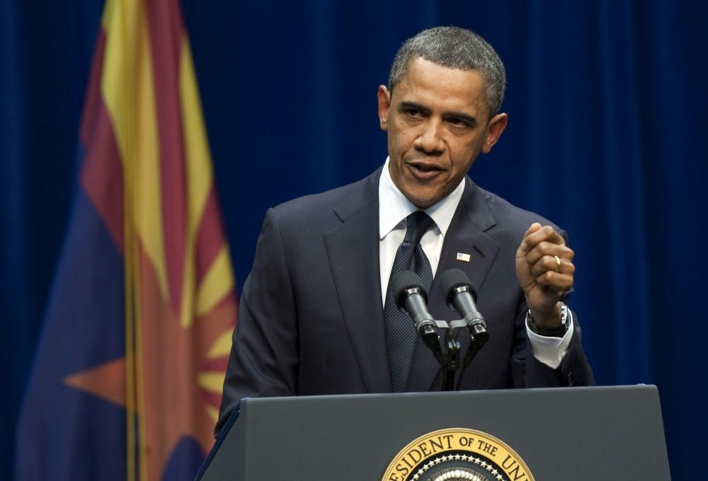 Obama steps up as leader in Tucson speech