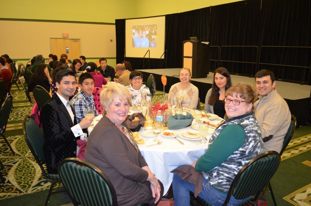 The Office of International Students and Scholars to host annual Thanksgiving Dinner