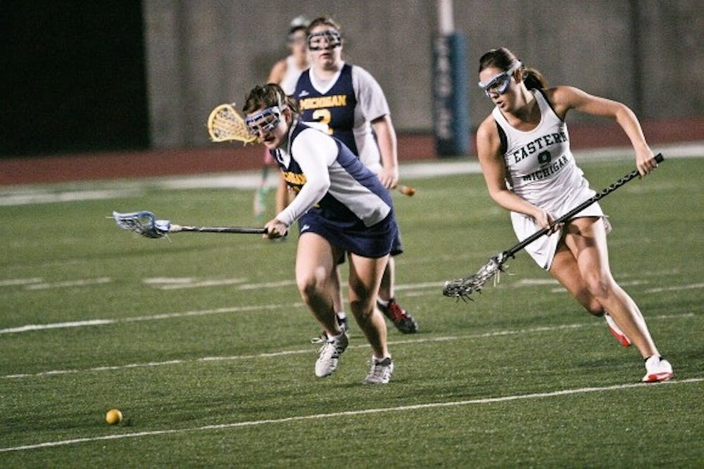 Lacrosse grows strong