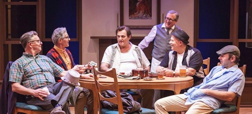 Purple Rose Theatre debuts 'The Odd Couple'