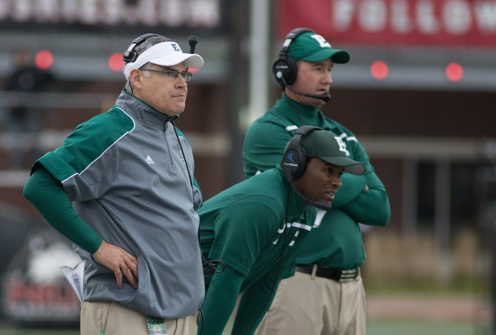 Five things from EMU's loss to NIU