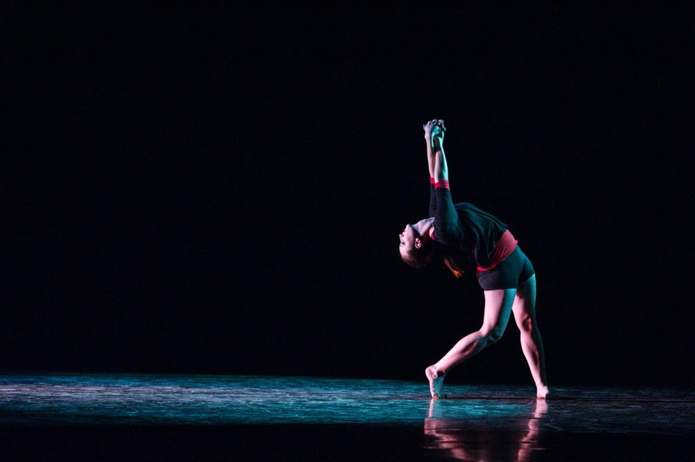 Students, faculty and guest artists to perform in 'Dialogues with Gravity'