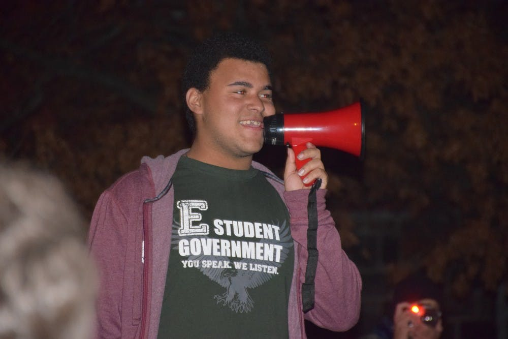A student leader's perspective on EMU: Part Three