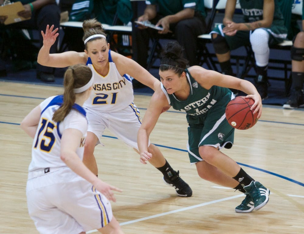 Women's basketball break eight-game losing streak