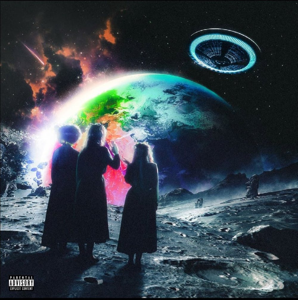 "Review: Lil Uzi Vert is on a different planet with ""Eternal Atake"""