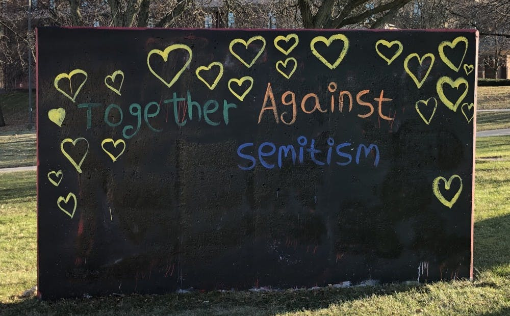Message Condemning Antisemitism Tampered With, Hillel at EMU Responds