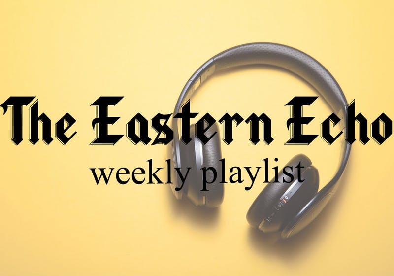 Eastern Echo weekly playlist graphic