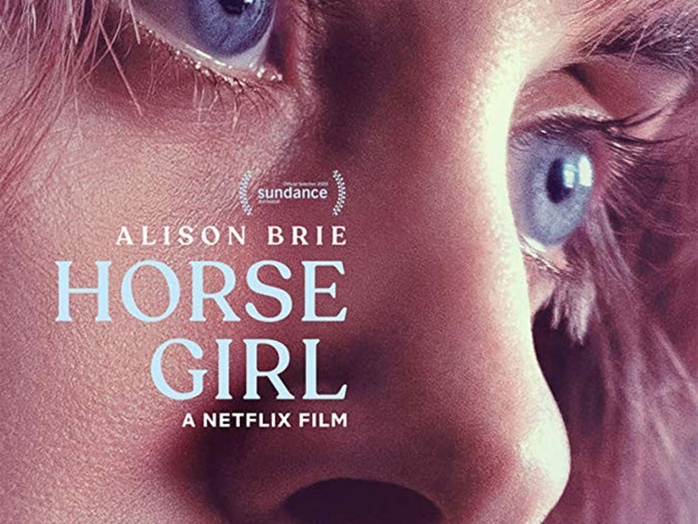 """Horse Girl"" promotional poster. Retrieved from IMDb."