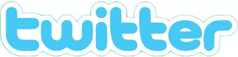 Logo of the social networking and micro-blogging service, Twitter; U.S. actor Ashton Kutcher has become the first Twitter user to reach one million followers. MCT  08000000; 10000000; HUM; krtfeatures features; krthumaninterest human interest; krtlifestyle lifestyle; krtnational national; krtworld world; leisure; LIF; krtedonly; mctgraphic; 10010000; FEA; LEI; 08003002; krtcelebrity celebrity; ODD; PEO; people; logo; micro blogging service; social networking; twitter; krt mct e krtaarhus mctaarhus; bell; 2009; krt2009; krtcampus campus
