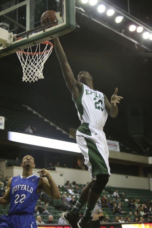 Glenn Bryant suspended from men's basketball team