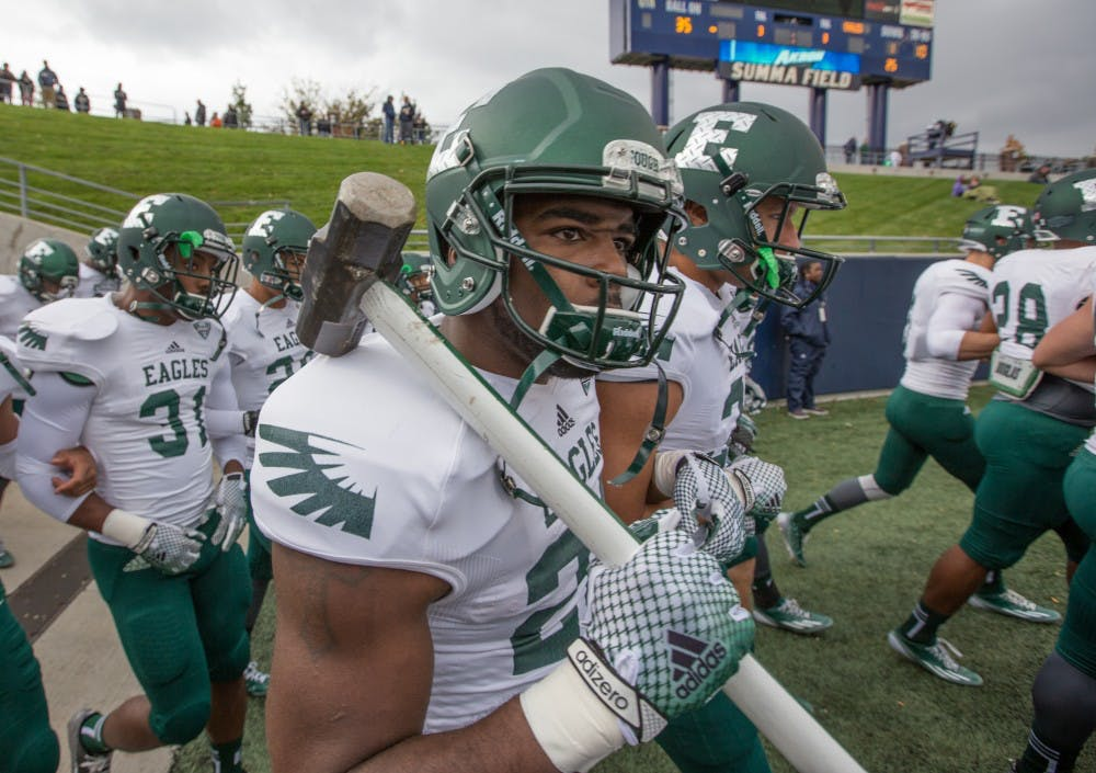Eagles look to impress homecoming crowd with first conference win of 2014