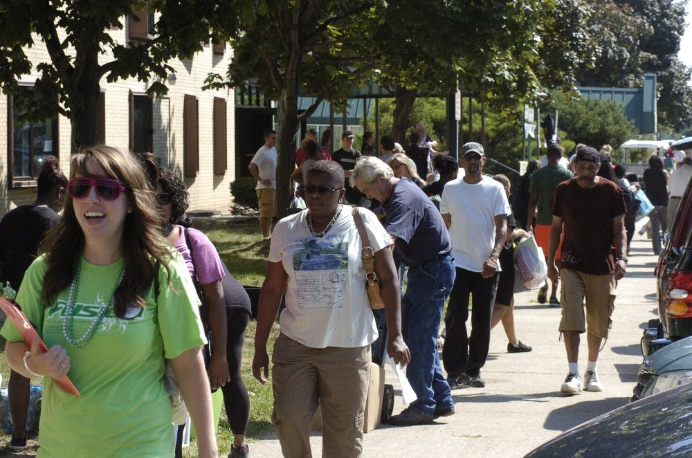 Record freshman class brings changes