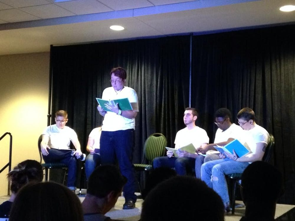 'Queer Bathroom Monologues' tell of LGBT encounters, experiences