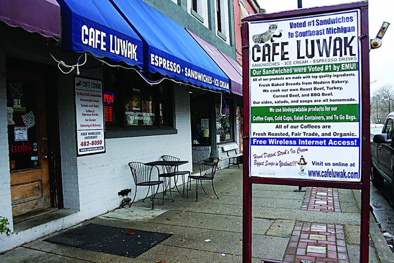 The new Cafe Ollie, located in Depot Town in replace of Cafe Luwak, will have a menu catering to vegan, vegetarian and carnivorous customers.