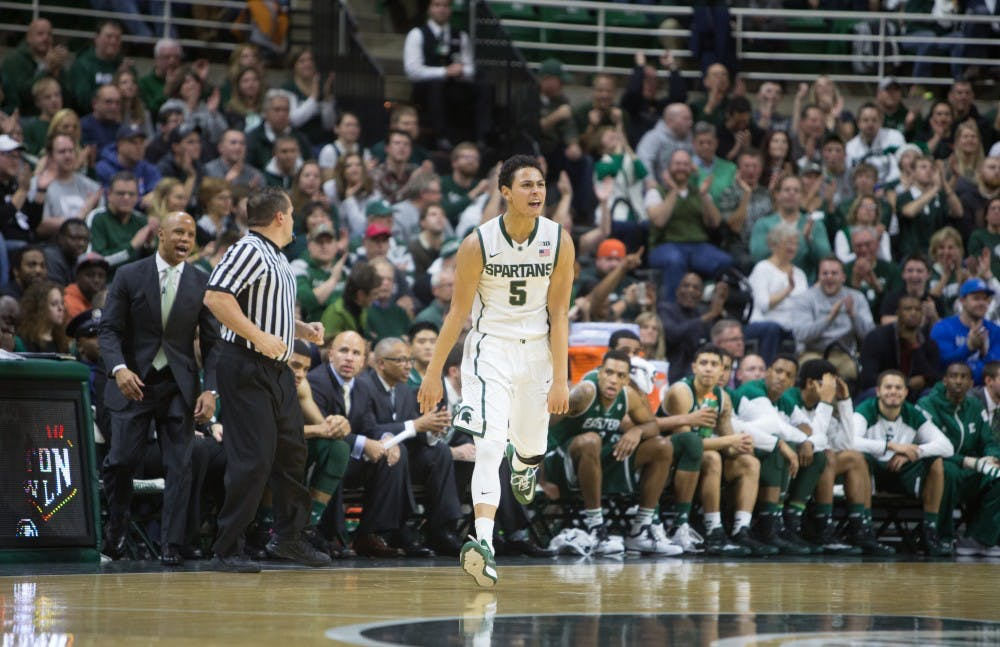 Game preview: Eagles take on #13 Michigan State