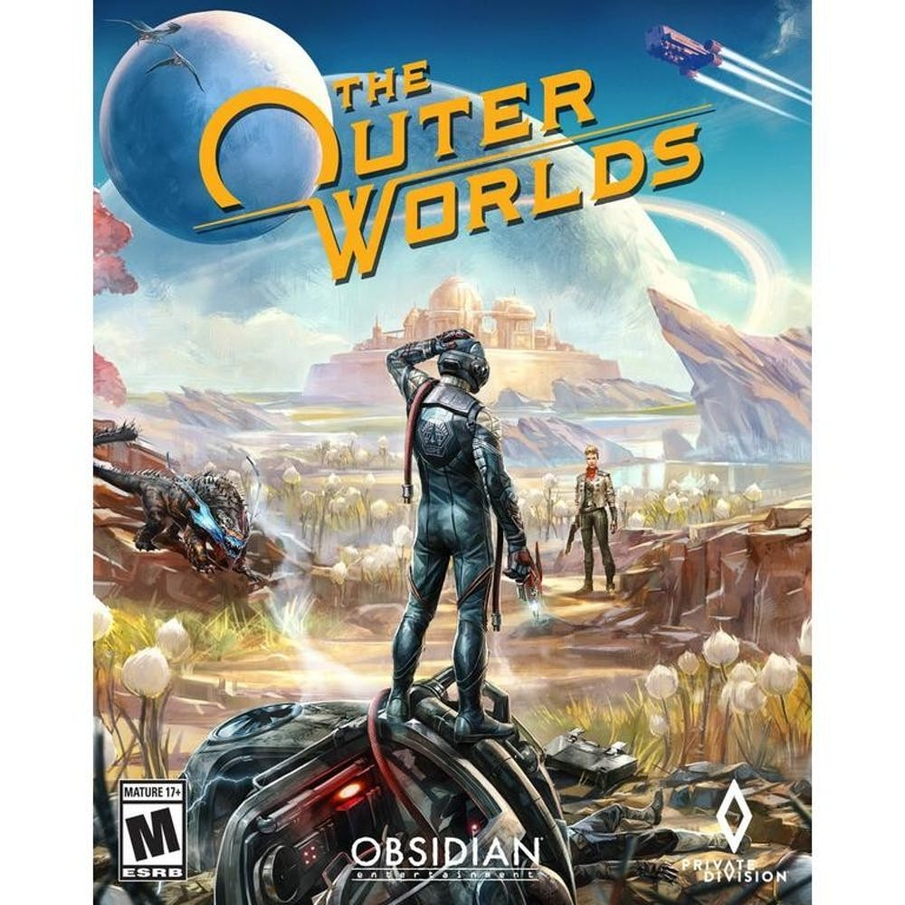 Review: 'Outer Worlds' is a new, sci-fi standout amongst RPGs
