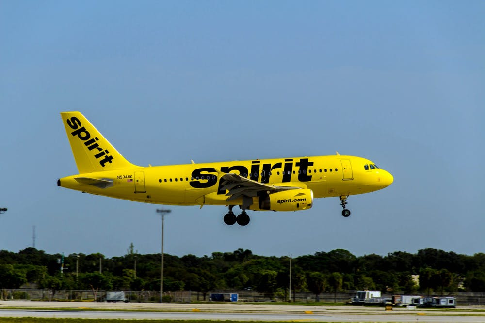 EMU student sexually assaulted on Spirit Airlines flight