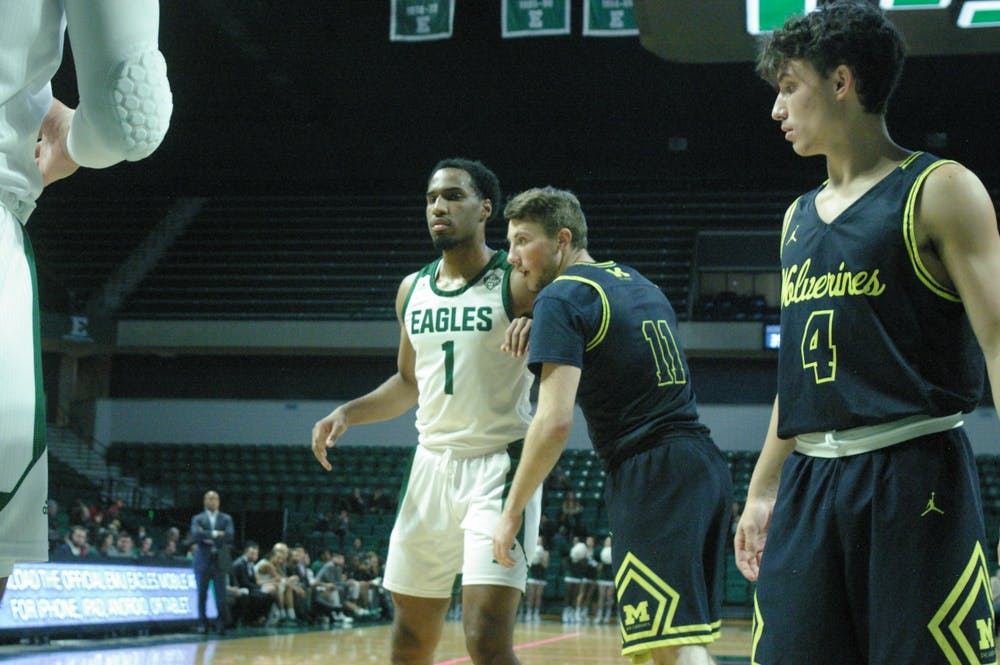 Eagles bounce back with home win